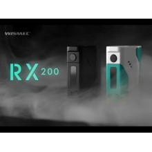 Box Mod Wismec reuleaux rx200 tc 200w